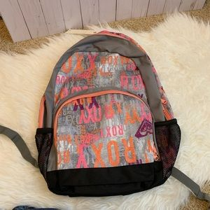 Roxy Back Pack New With Tags